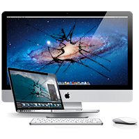 Macbook and iMac Screen Repairs