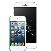 Mastic iPhone Screen Repair