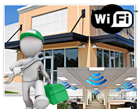 Commercial Wifi Repair