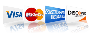 LogiRepair Accepts all Major Credit Cards